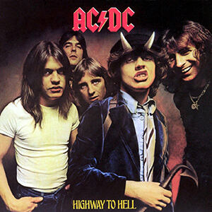 AC/DC, Highway to Hell CD