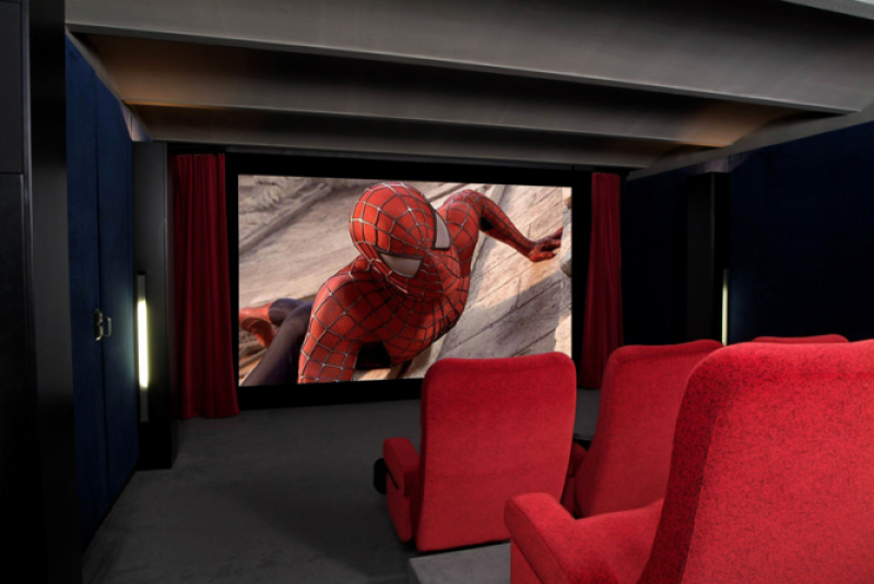 Europe's Best Home Cinema (by Roland Koller) gallery image 2