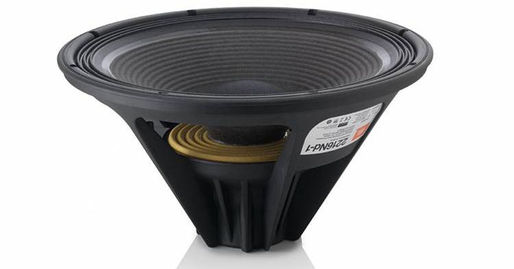 "JBL 4367 Studio Monitor Loudspeaker 2216Nd-1, 15"" Woofer"