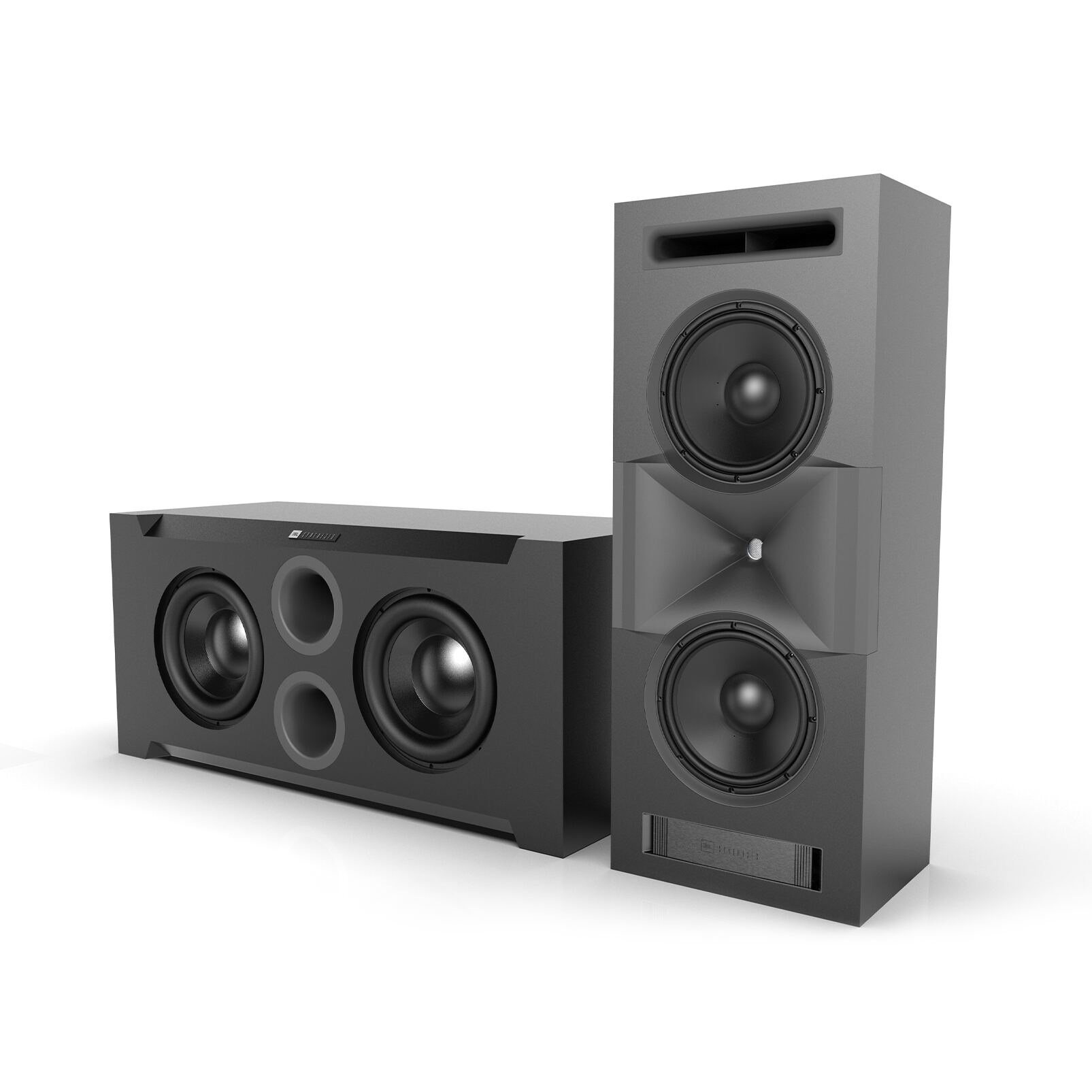 JBL SCL-1 and SSW-1 Series