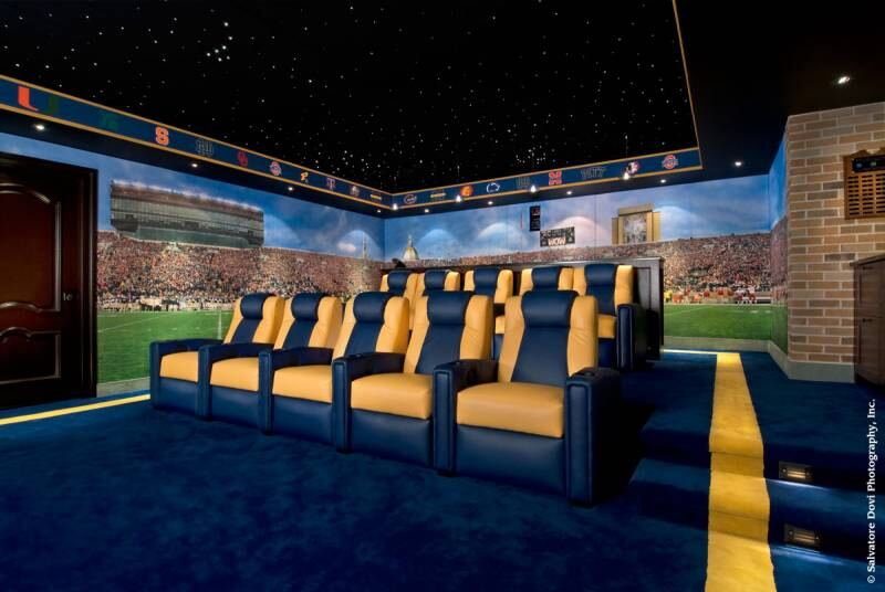 Notre Dame Theater (by Integrated Electronic Solutions) gallery image 2
