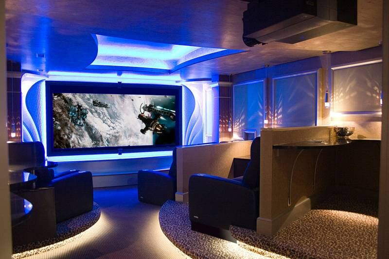 The Blues (by Audio Video Interiors) gallery image 2