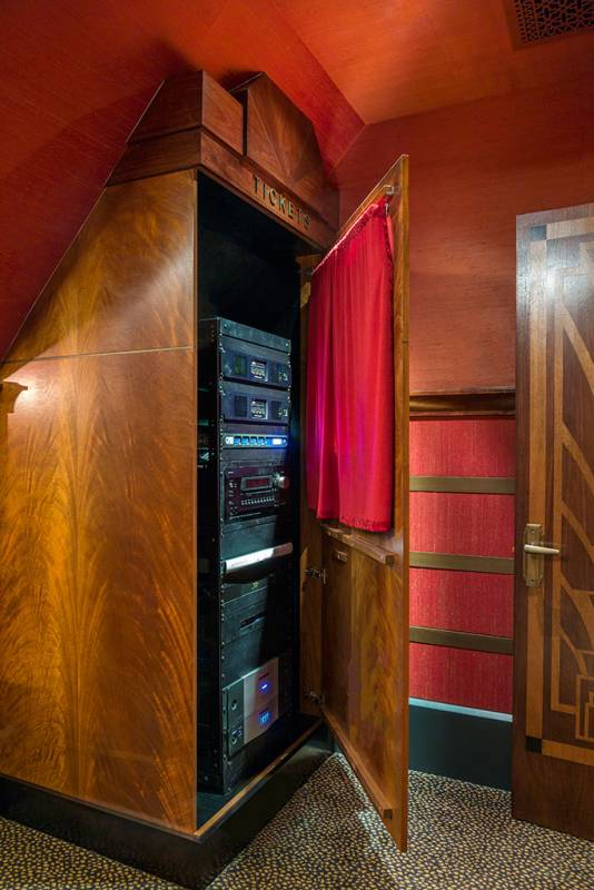 Antique Theater by Admit One Home Cinema gallery image 2