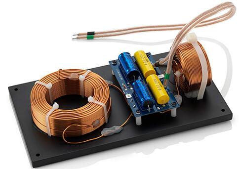 JBL 4367 Studio Monitor Loudspeaker Bass Network