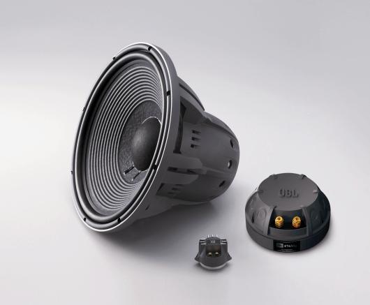 JBL K2 S9900 Transducers