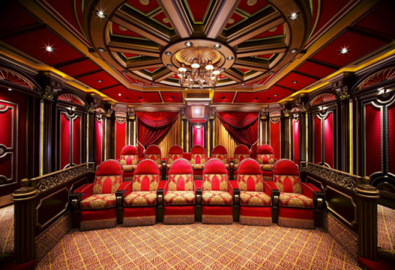 Cinema De La Mer (by First Impressions Theme Theatres) gallery image 2