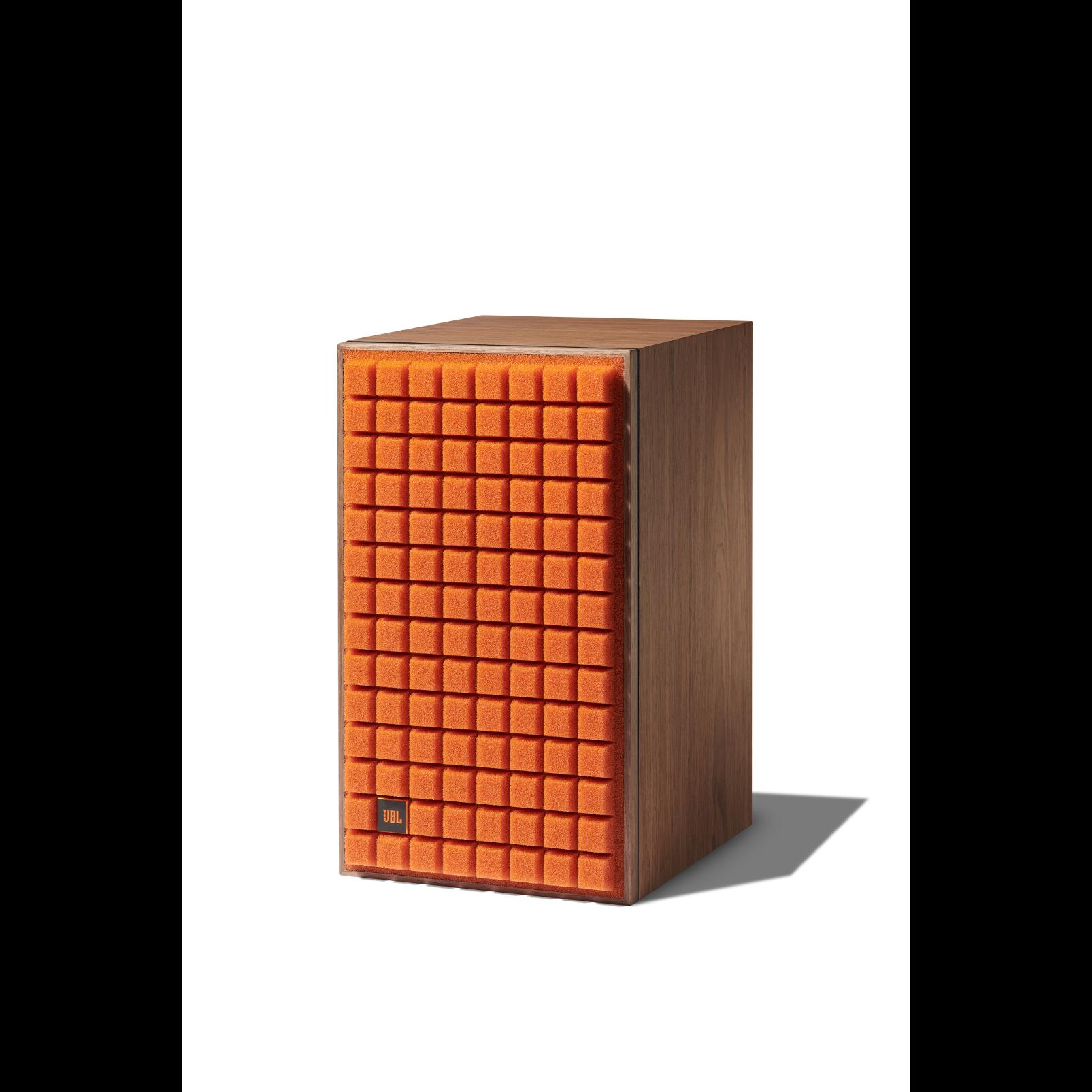 L82 Classic - Orange - 2-way 8-inch (200mm) Bookshelf Loudspeaker - Front