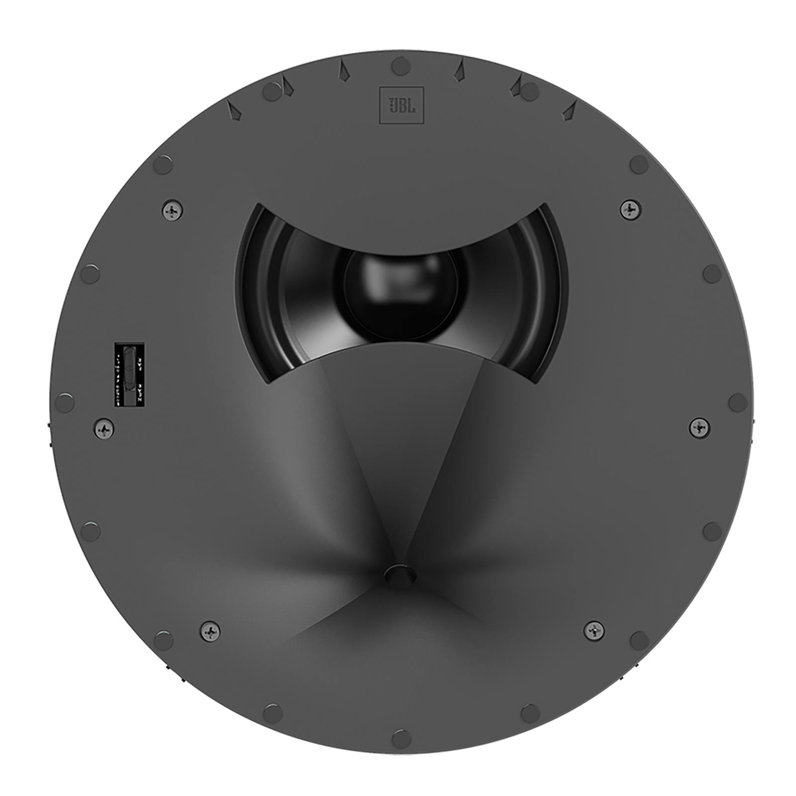 SCL-5 - Black - 2-Way 7-inch (180mm) In-Ceiling Loudspeaker - Detailshot 5