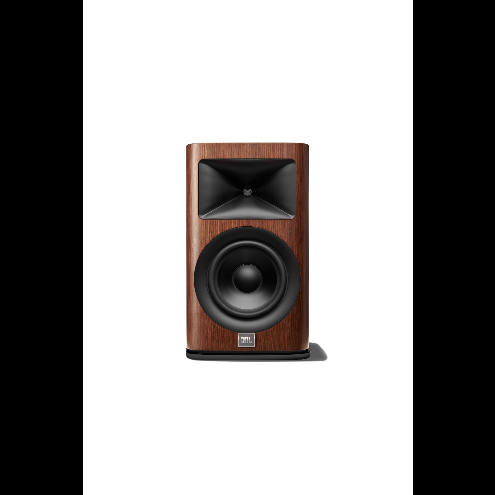 HDI-1600 - Walnut - 2-way 6.5-inch (165mm) Bookshelf Loudspeaker - Hero