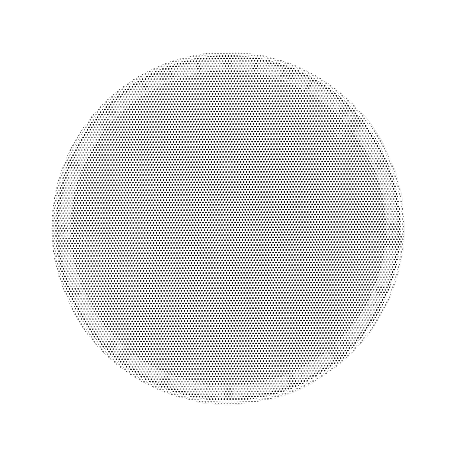 SCL-5 - Black - 2-Way 7-inch (180mm) In-Ceiling Loudspeaker - Detailshot 1