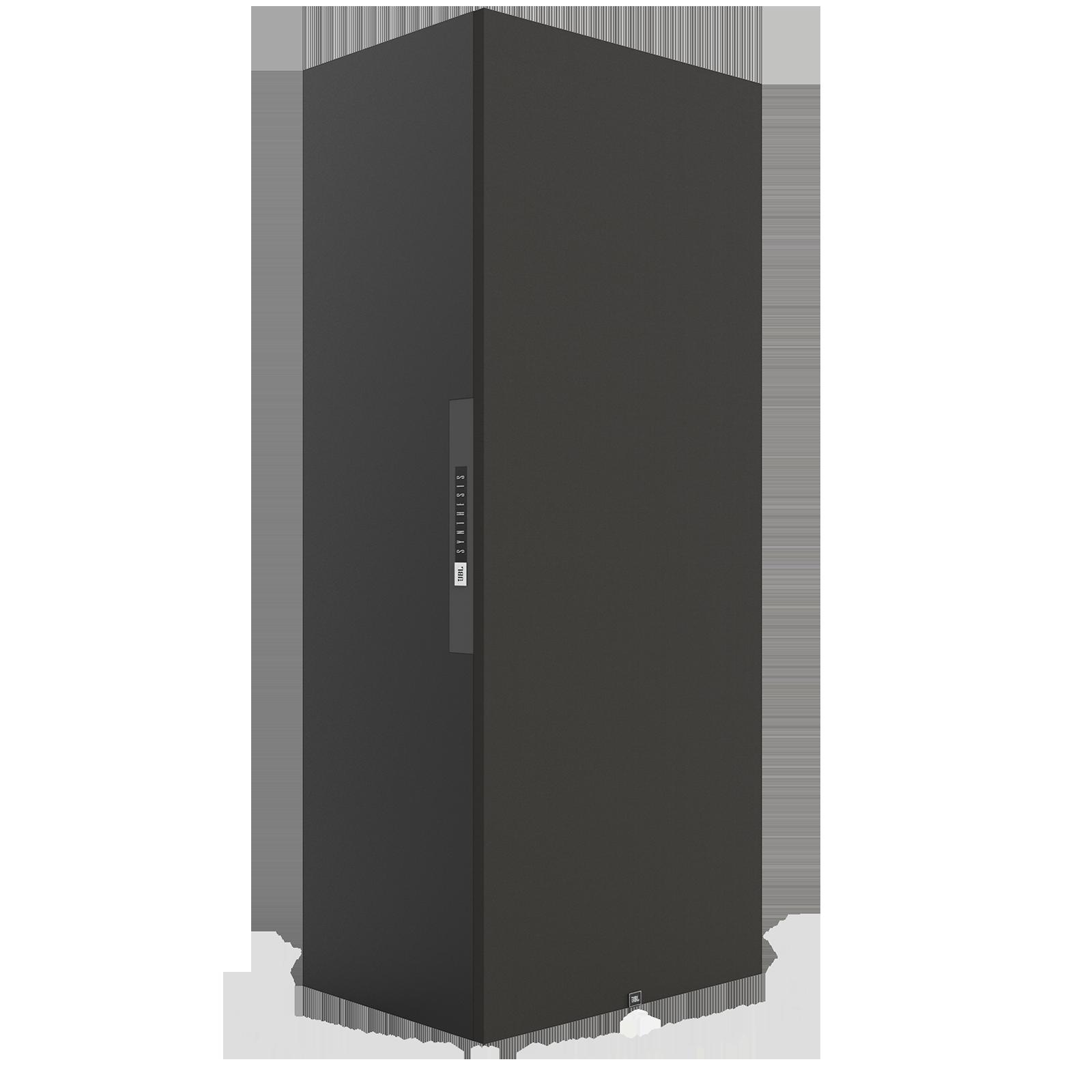 SCL-1 - Black - 2-Way Dual 12-inch (300mm) Custom LCR Loudspeaker - Detailshot 1