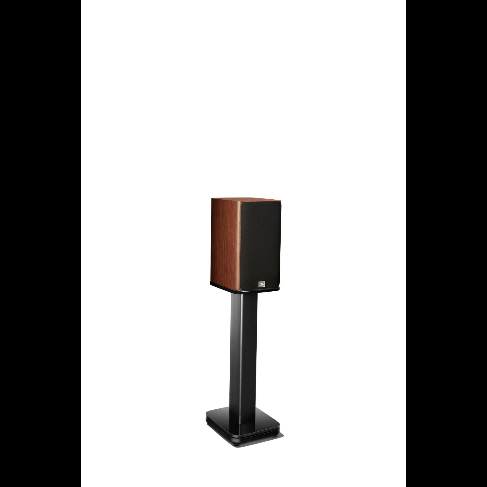 HDI-1600 - Walnut - 2-way 6.5-inch (165mm) Bookshelf Loudspeaker - Detailshot 4