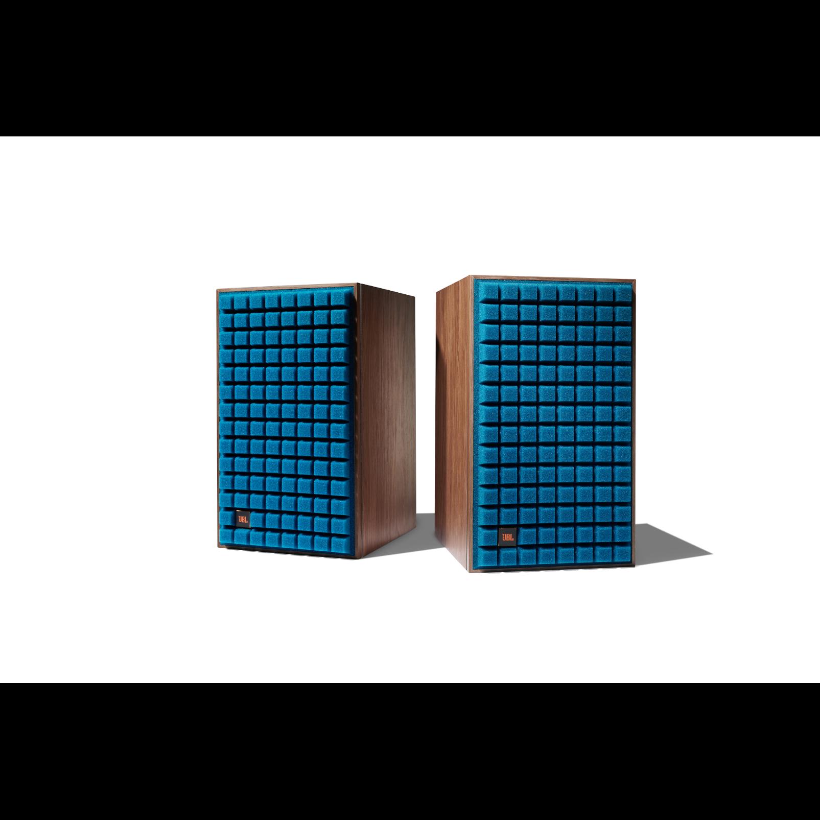 "L82 Classic - Blue - 8"" (200mm) 2-way Bookshelf Loudspeaker - Left"