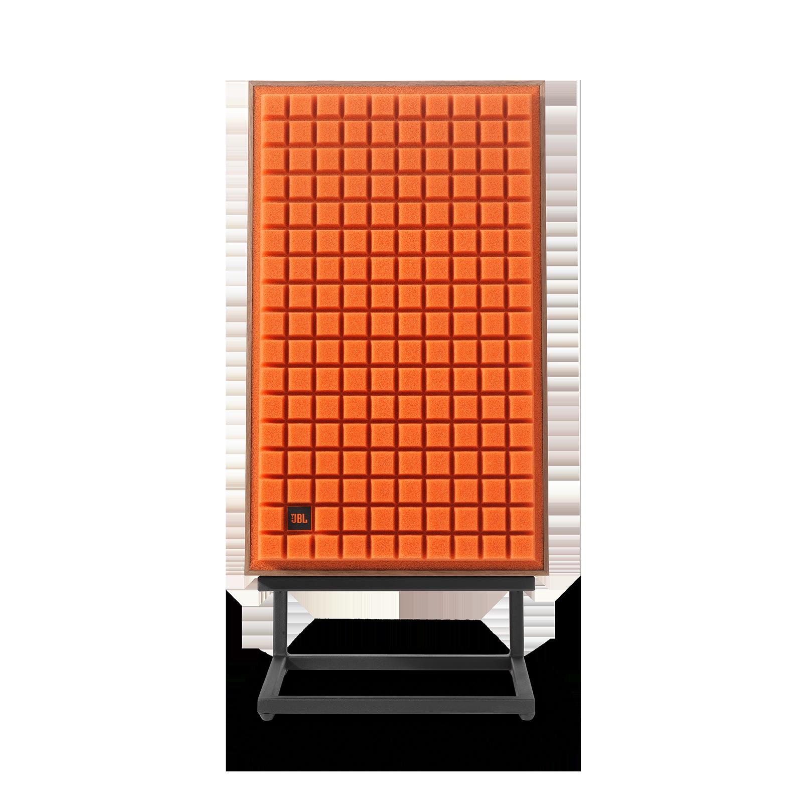 "L100 Classic - Orange - 12"" 3-way Bookshelf Loudspeaker - Front"
