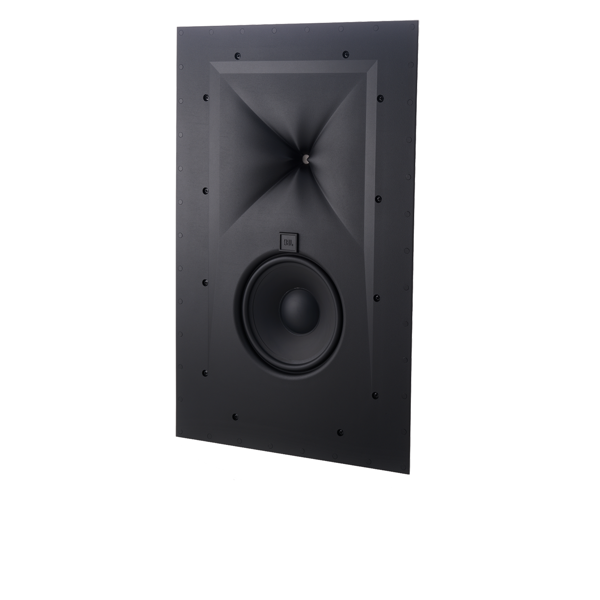 SCL-4 - Black Matte - Two-way In-Wall Loudspeaker - Hero