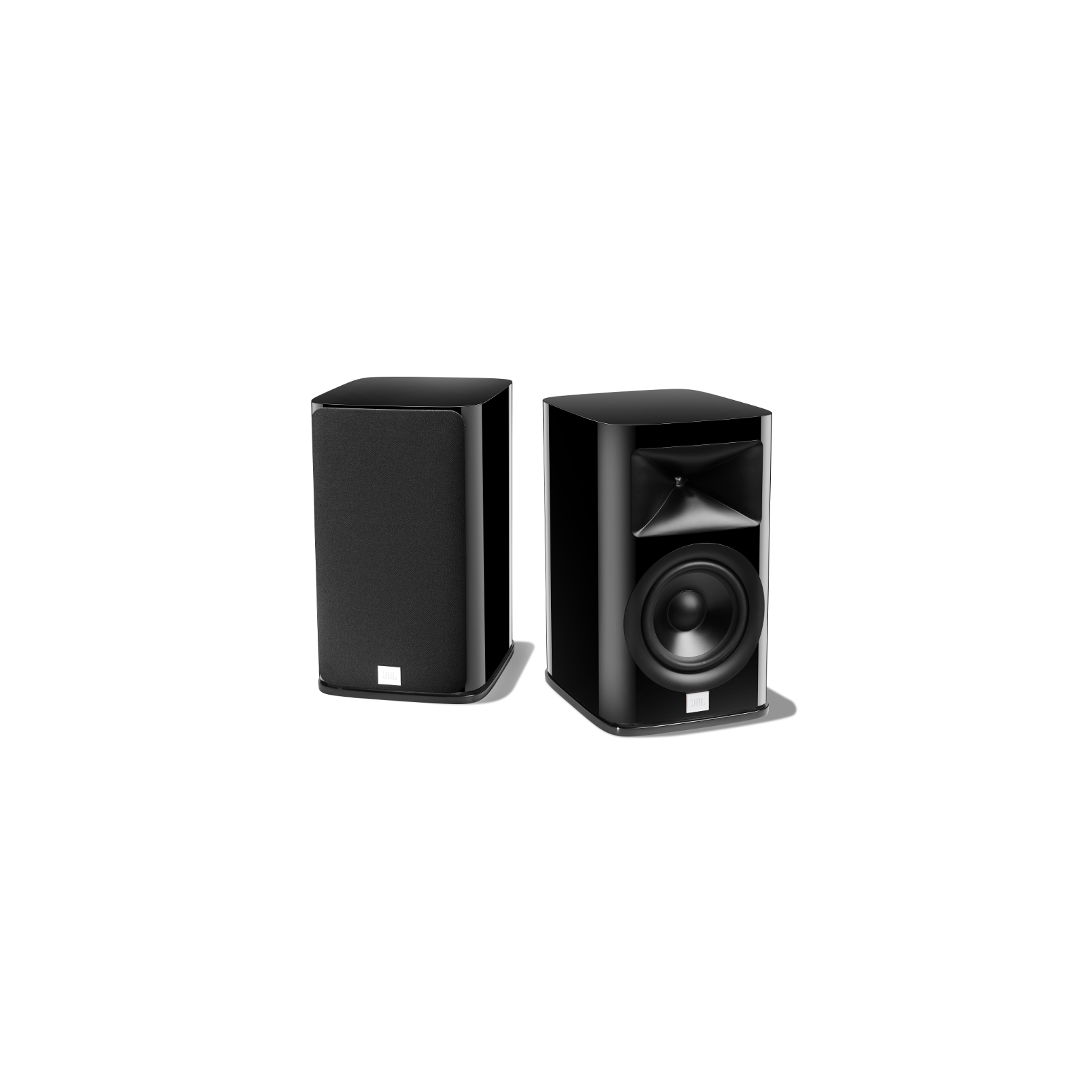 HDI-1600 - Black Gloss - 2-way 6.5-inch (165mm) Bookshelf Loudspeaker - Detailshot 4