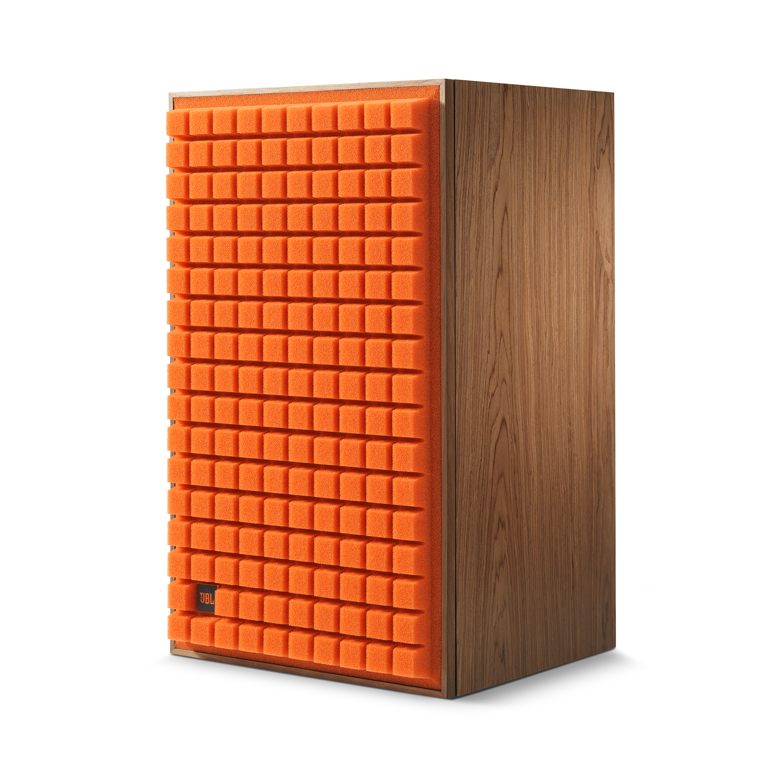 "L100 Classic - Orange - 12"" 3-way Bookshelf Loudspeaker - Detailshot 1"