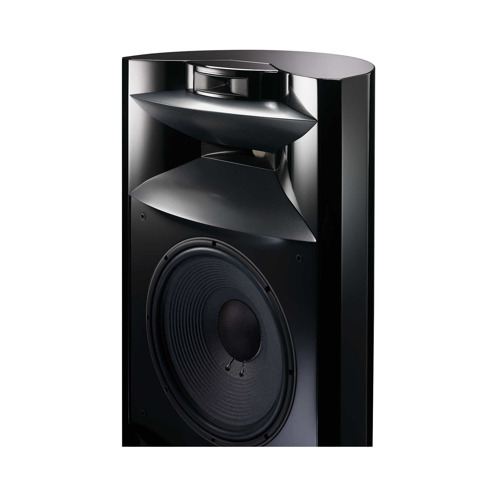 "K2 S9900 - Black Gloss - 3-way 15"" (380mm) Floorstanding Loudspeaker - Detailshot 4"
