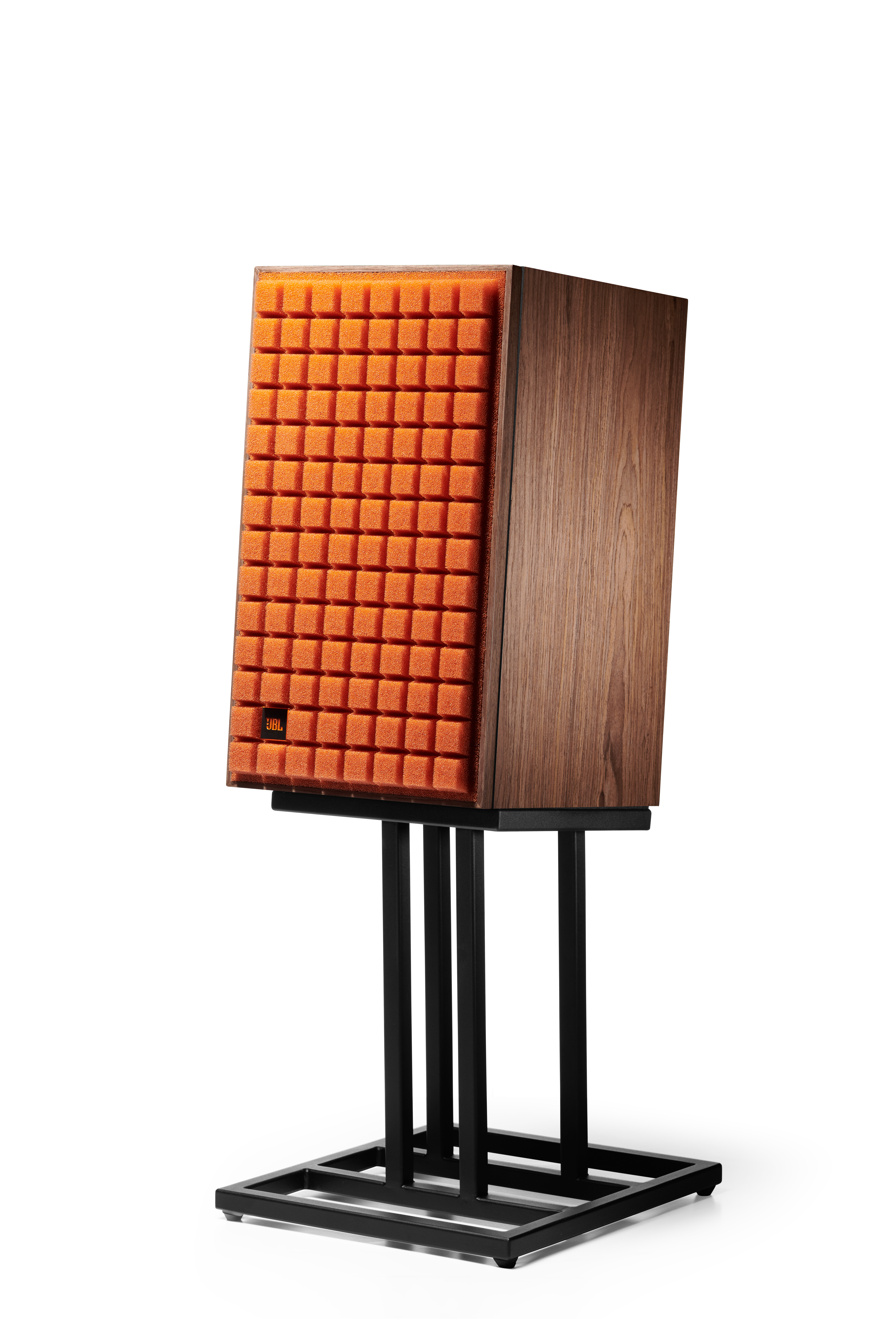 "L82 Classic - Orange - 8"" (200mm) 2-way Bookshelf Loudspeaker - Hero"