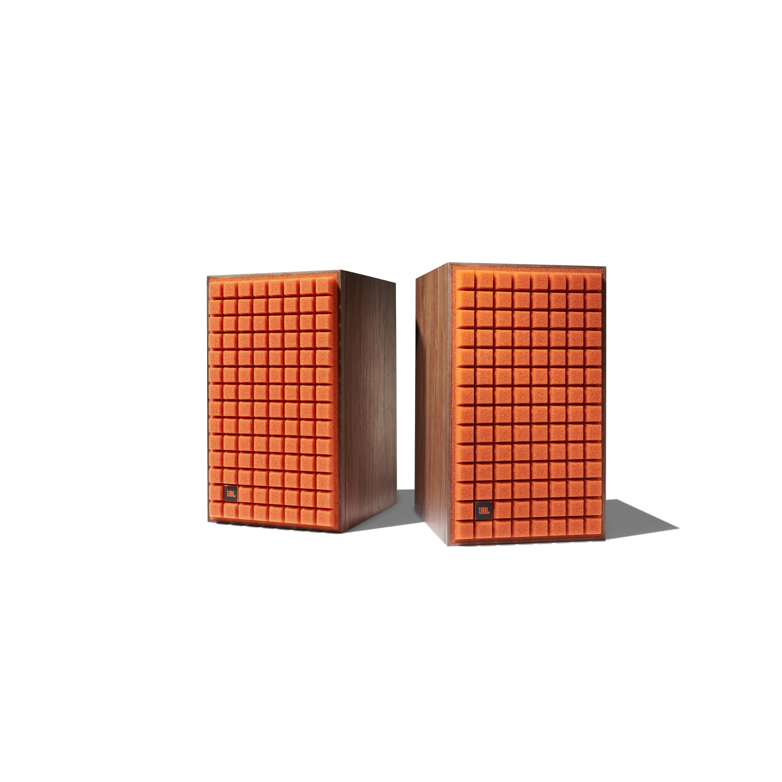 L82 Classic - Orange - 2-way 8-inch (200mm) Bookshelf Loudspeaker - Hero