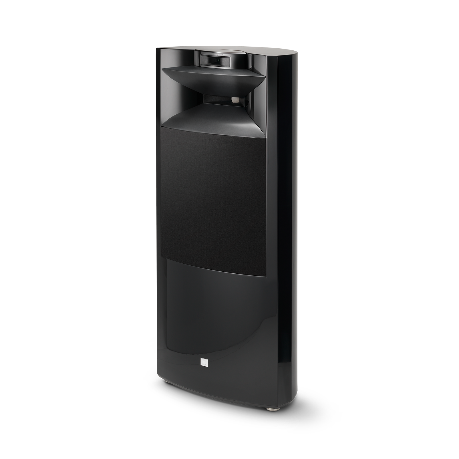 "K2 S9900 - Black Gloss - 3-way 15"" (380mm) Floorstanding Loudspeaker - Detailshot 2"