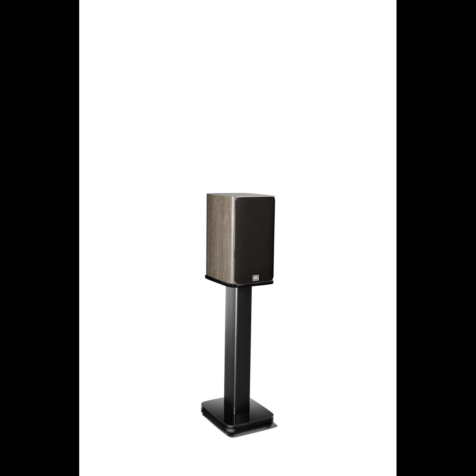 HDI-1600 - Grey Oak - 2-way 6.5-inch (165mm) Bookshelf Loudspeaker - Left