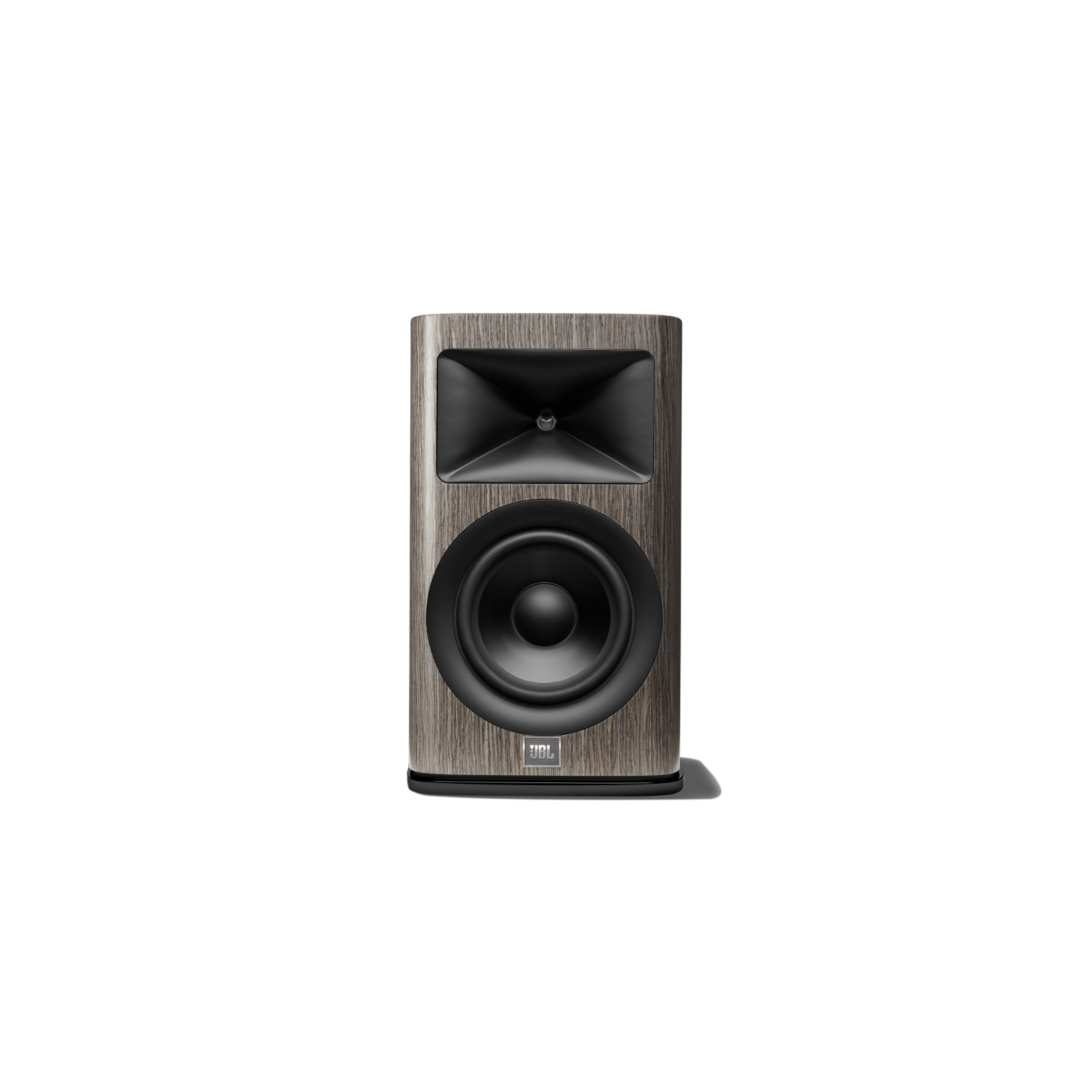 HDI-1600 - Grey Oak - 2-way 6.5-inch (165mm) Bookshelf Loudspeaker - Hero