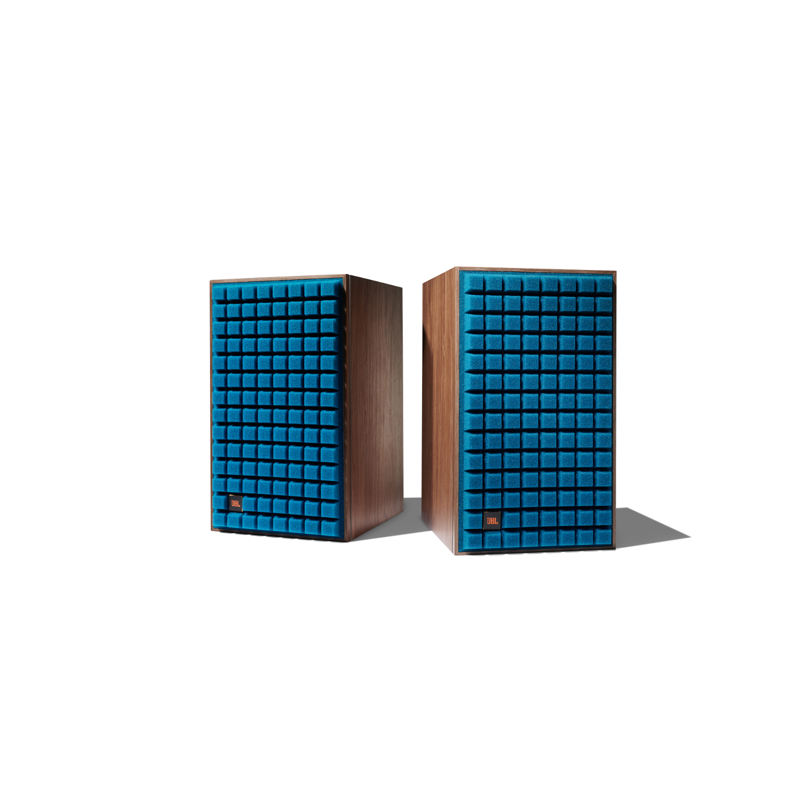 "L82 Classic - Blue - 8"" (200mm) 2-way Bookshelf Loudspeaker - Hero"