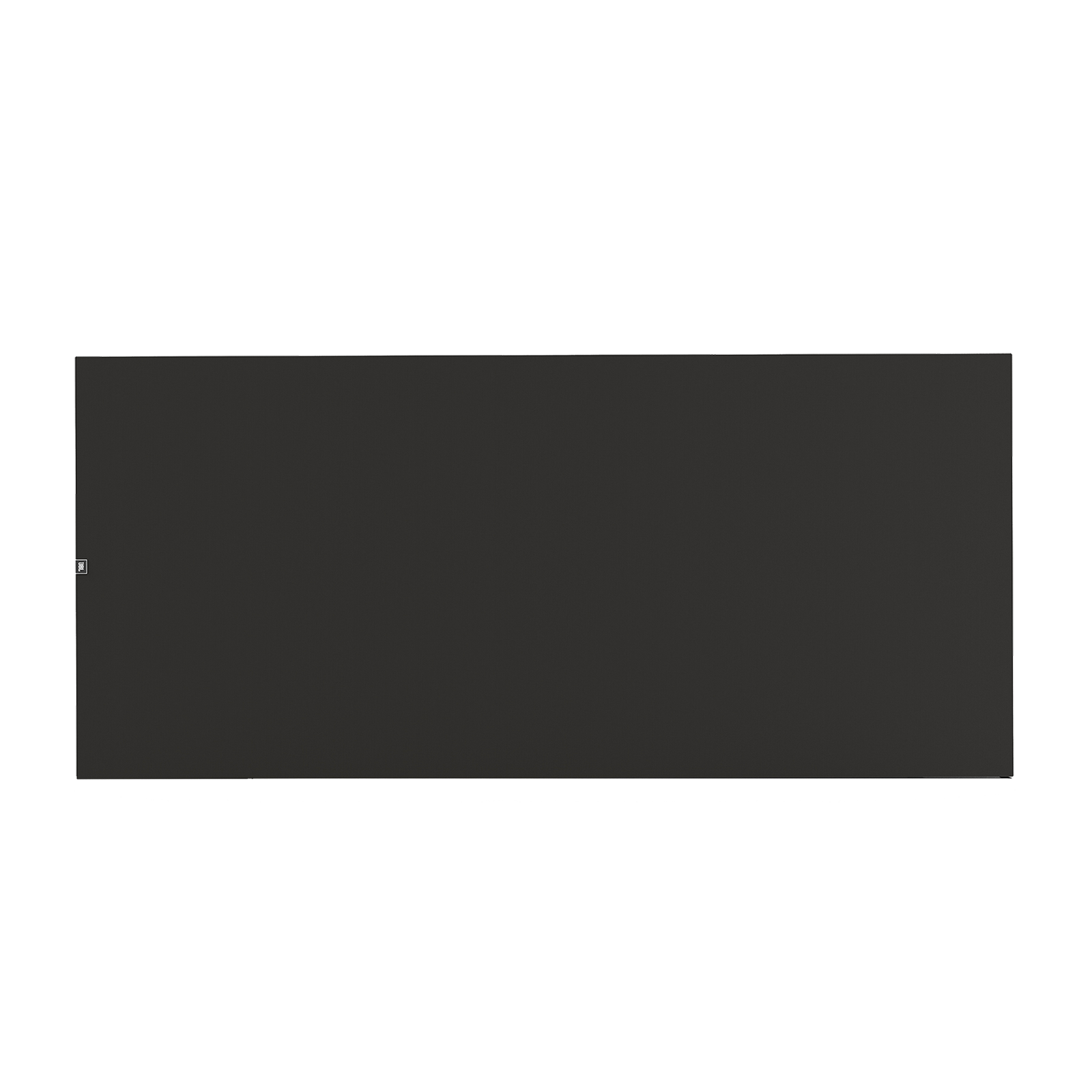 SSW-1 - Black - Dual 15-inch (380mm) Passive Subwoofer - Detailshot 1