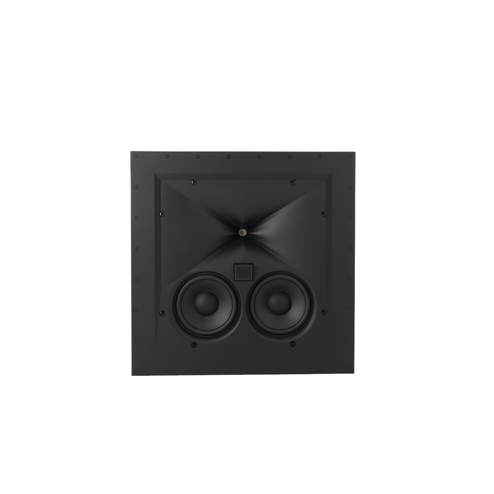 SCL-3 - Black Matte - Two-way In-Wall Loudspeaker - Detailshot 2
