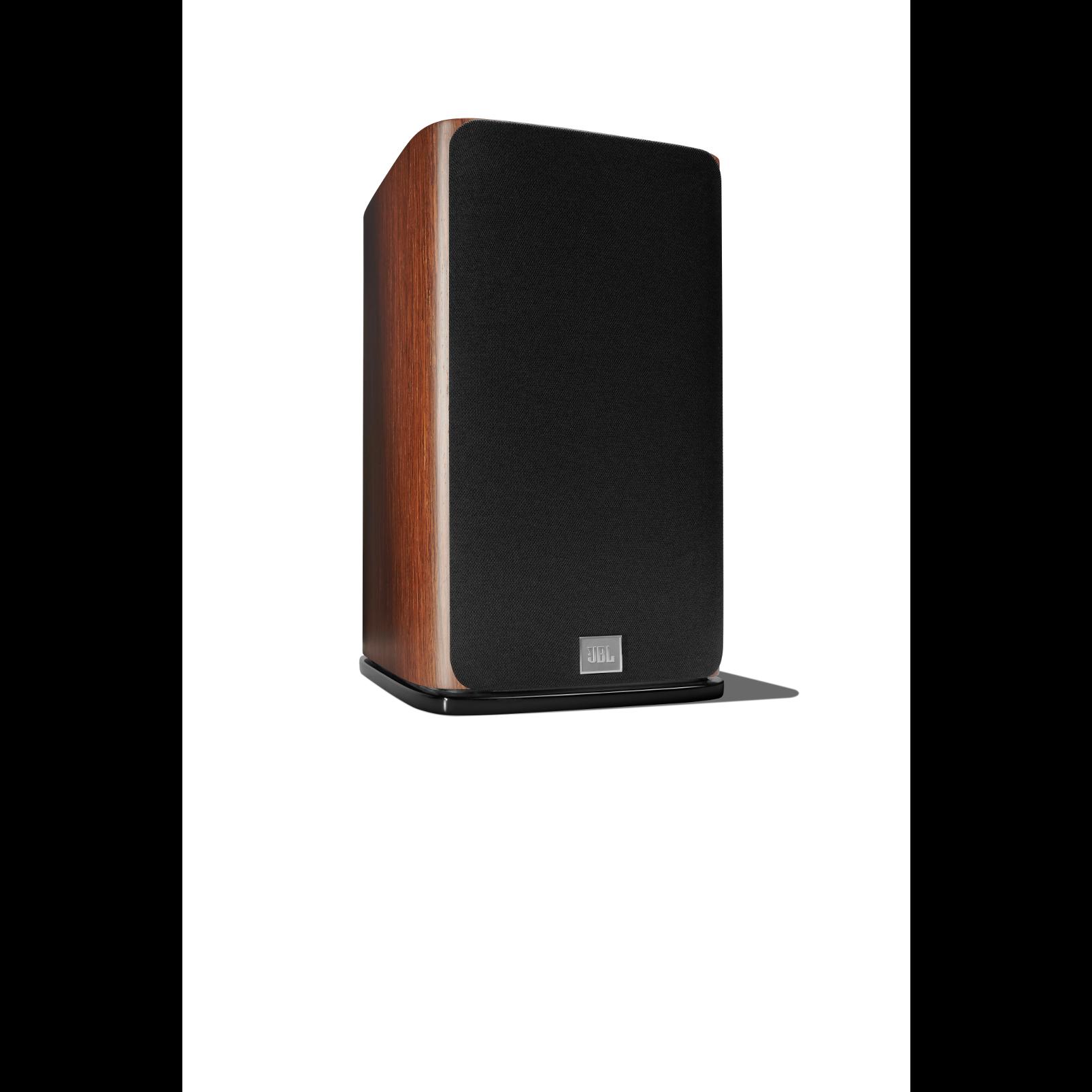 HDI-1600 - Walnut - 2-way 6.5-inch (165mm) Bookshelf Loudspeaker - Front