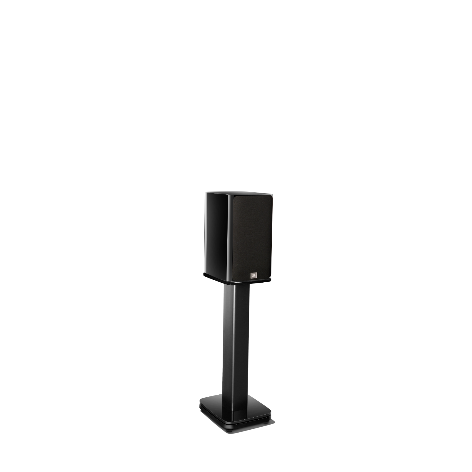 HDI-1600 - Black Gloss - 2-way 6.5-inch (165mm) Bookshelf Loudspeaker - Detailshot 2