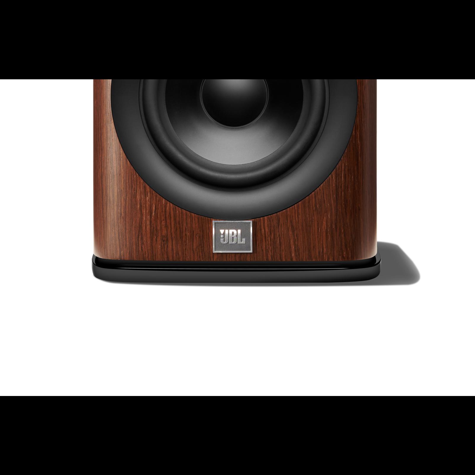 HDI-1600 - Walnut - 2-way 6.5-inch (165mm) Bookshelf Loudspeaker - Detailshot 2