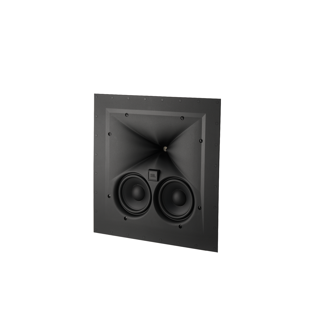 SCL-3 - Black Matte - Two-way In-Wall Loudspeaker - Hero