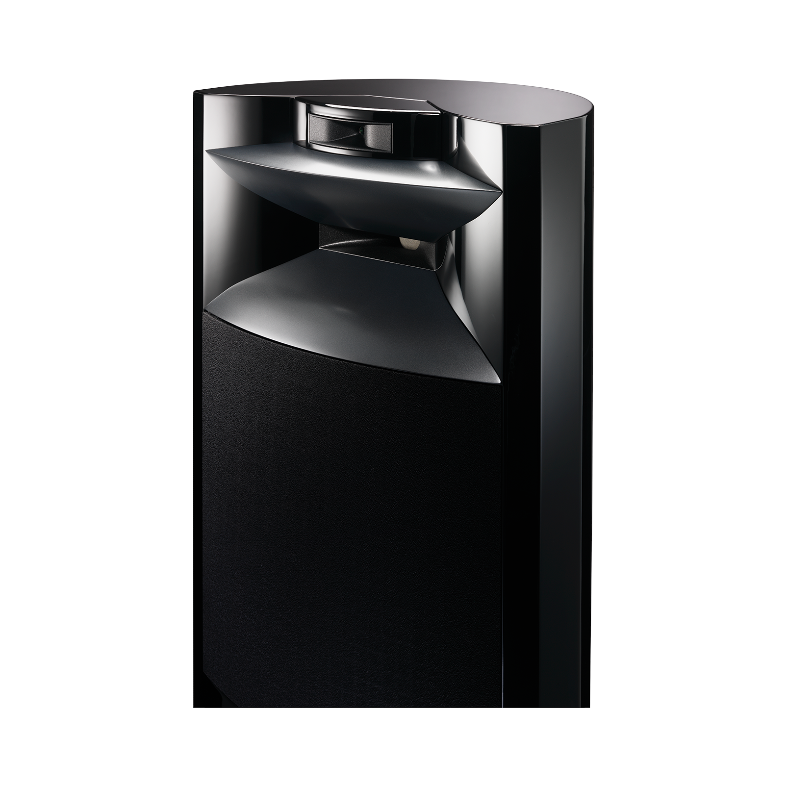 "K2 S9900 - Black Gloss - 3-way 15"" (380mm) Floorstanding Loudspeaker - Detailshot 3"