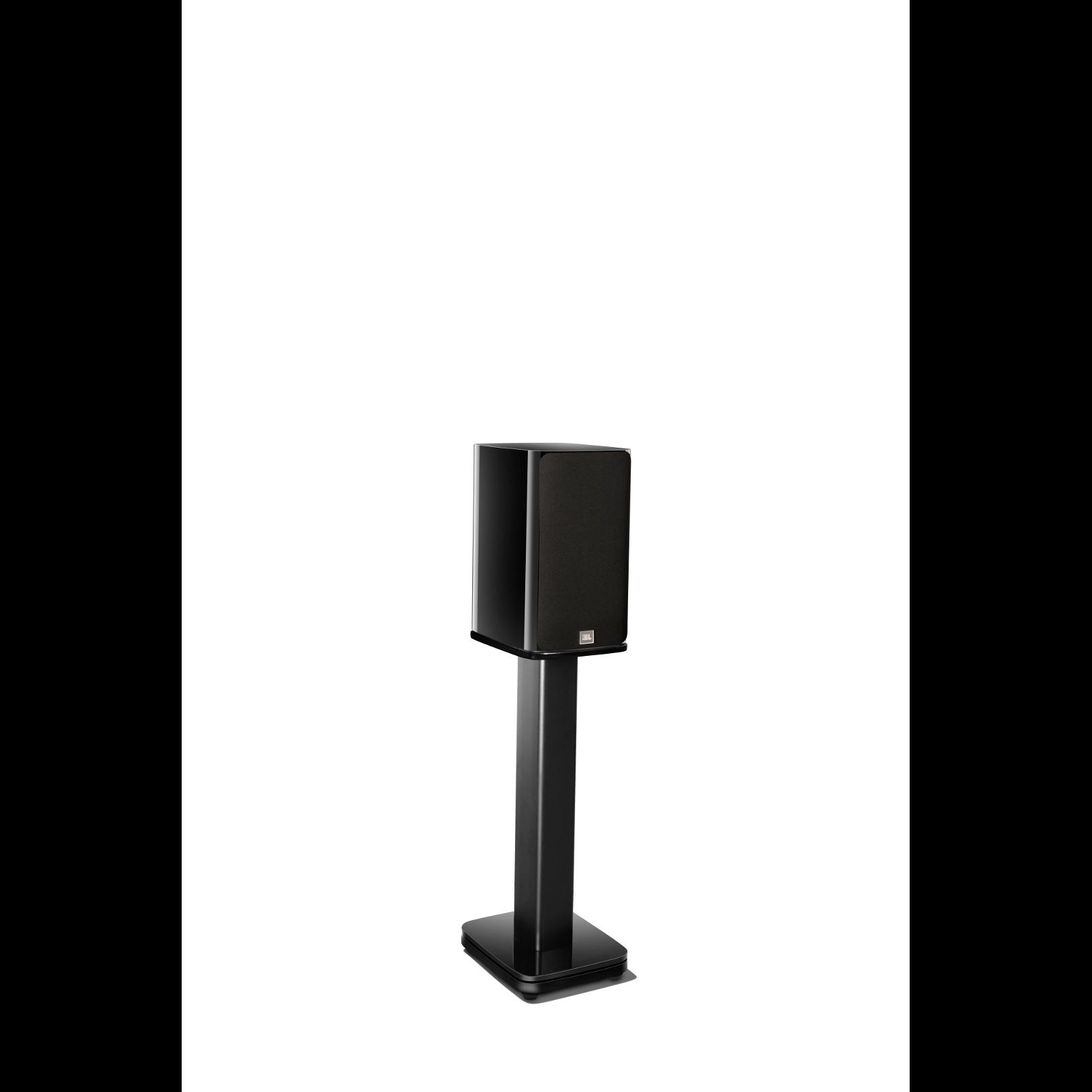 HDI-1600 - Black Gloss - 2-way 6.5-inch (165mm) Bookshelf Loudspeaker - Detailshot 2