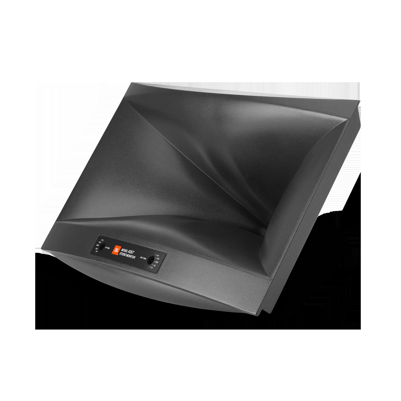 "4367 - Black - 2-way 15"" (380mm) Floorstanding Studio Monitor Loudspeaker - Detailshot 1"