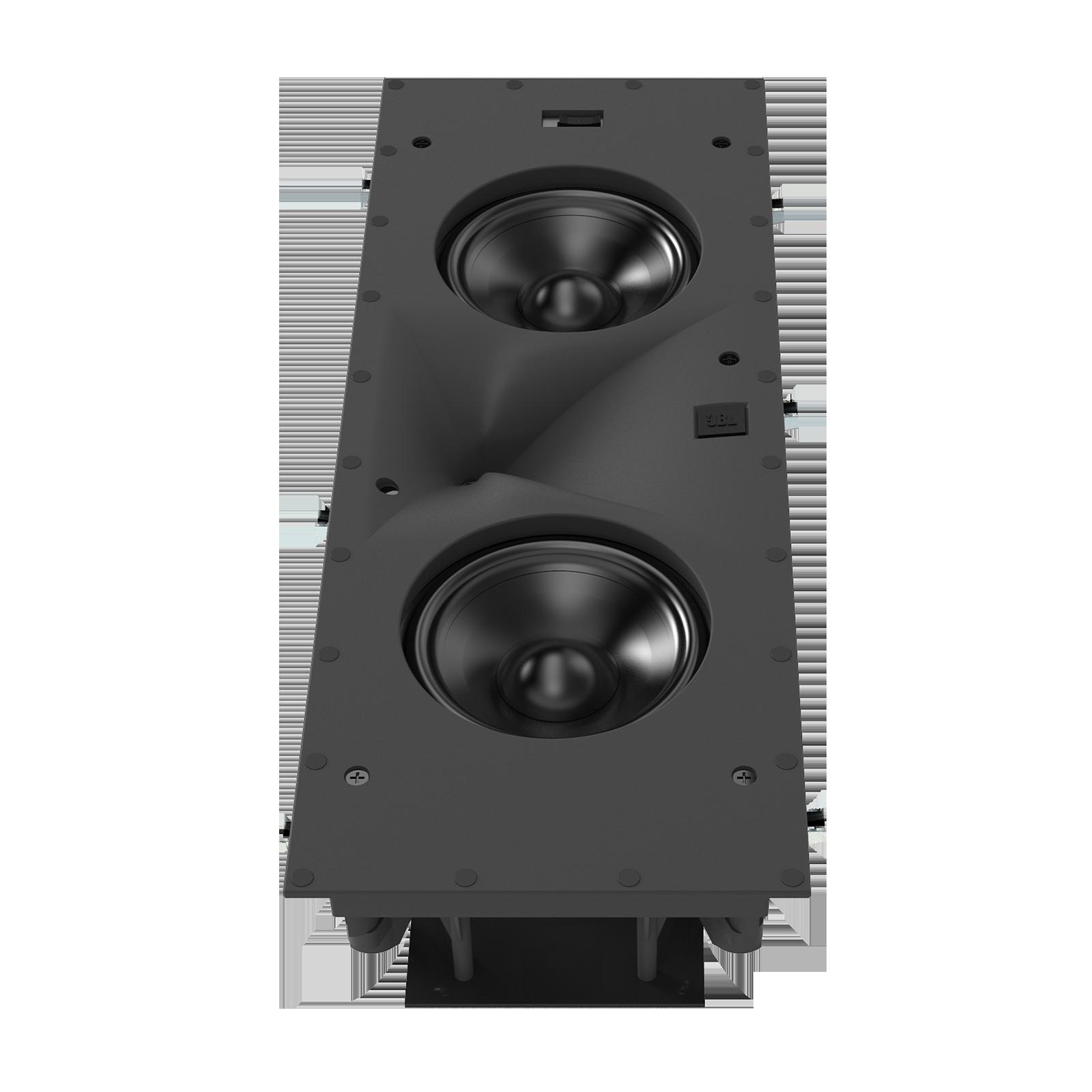 SCL-7 - Black - 2-Way Dual 5.25-inch (130mm) In-Wall Loudspeaker - Detailshot 1