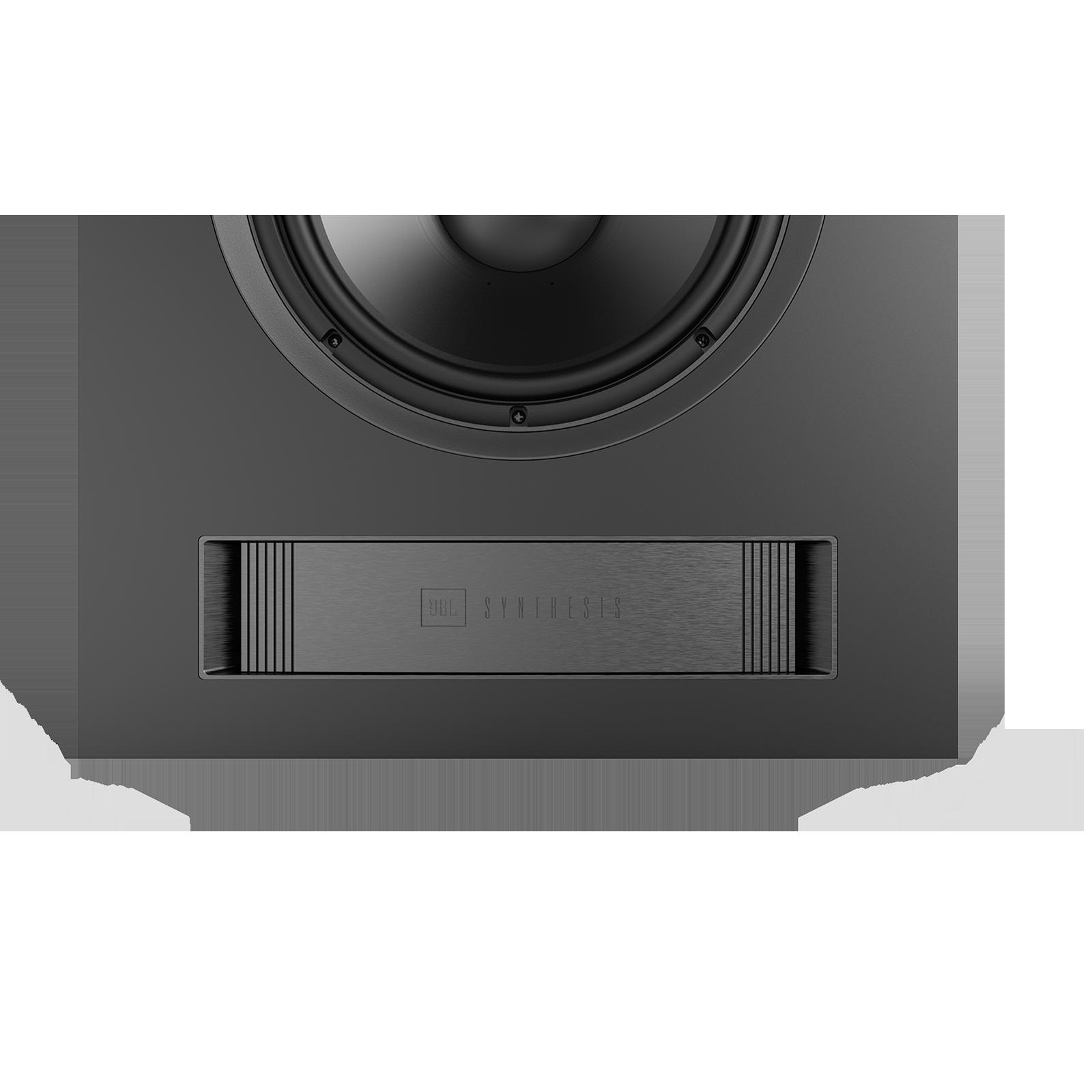 SCL-1 - Black - 2-Way Dual 12-inch (300mm) Custom LCR Loudspeaker - Detailshot 6