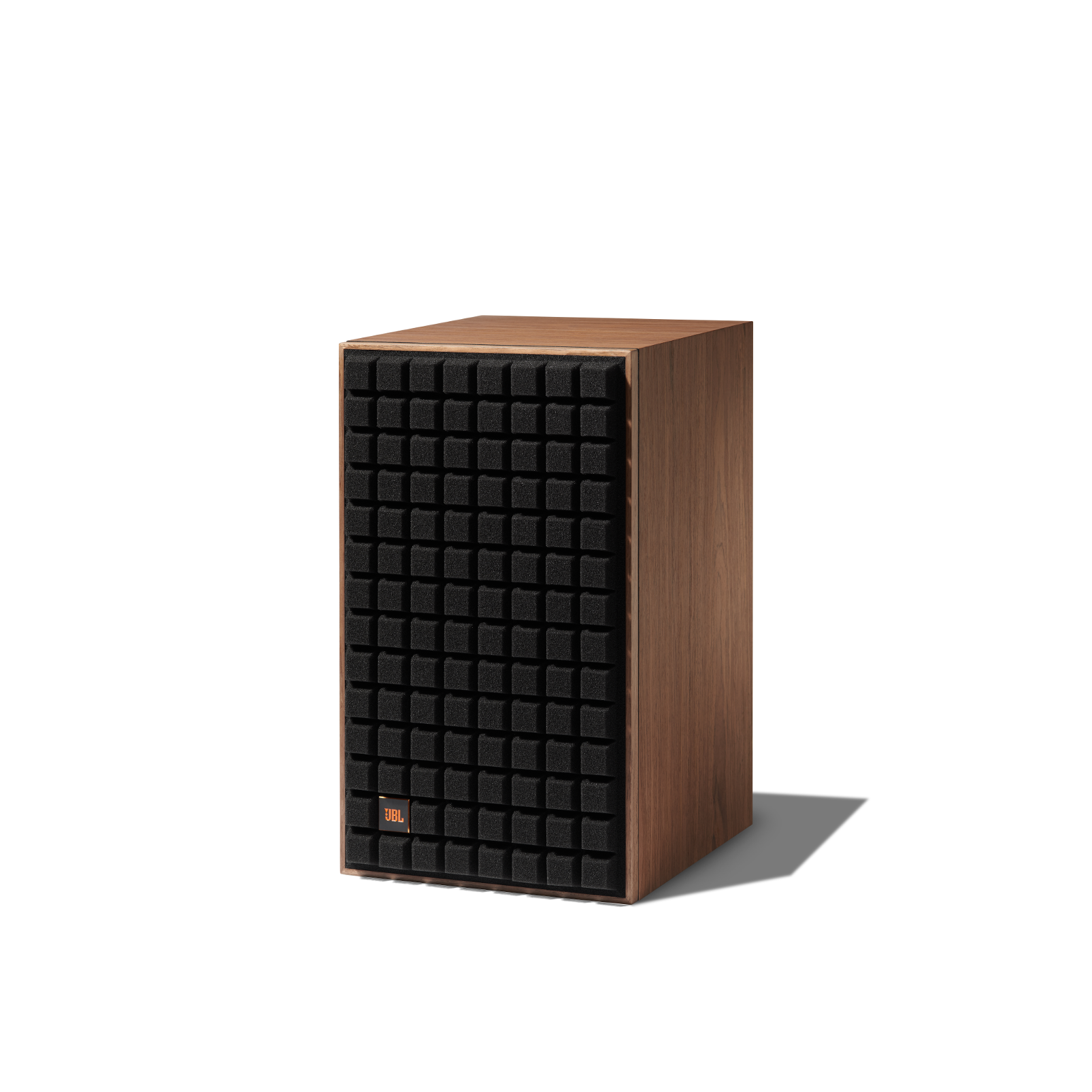 "L82 Classic - Black - 8"" (200mm) 2-way Bookshelf Loudspeaker - Front"