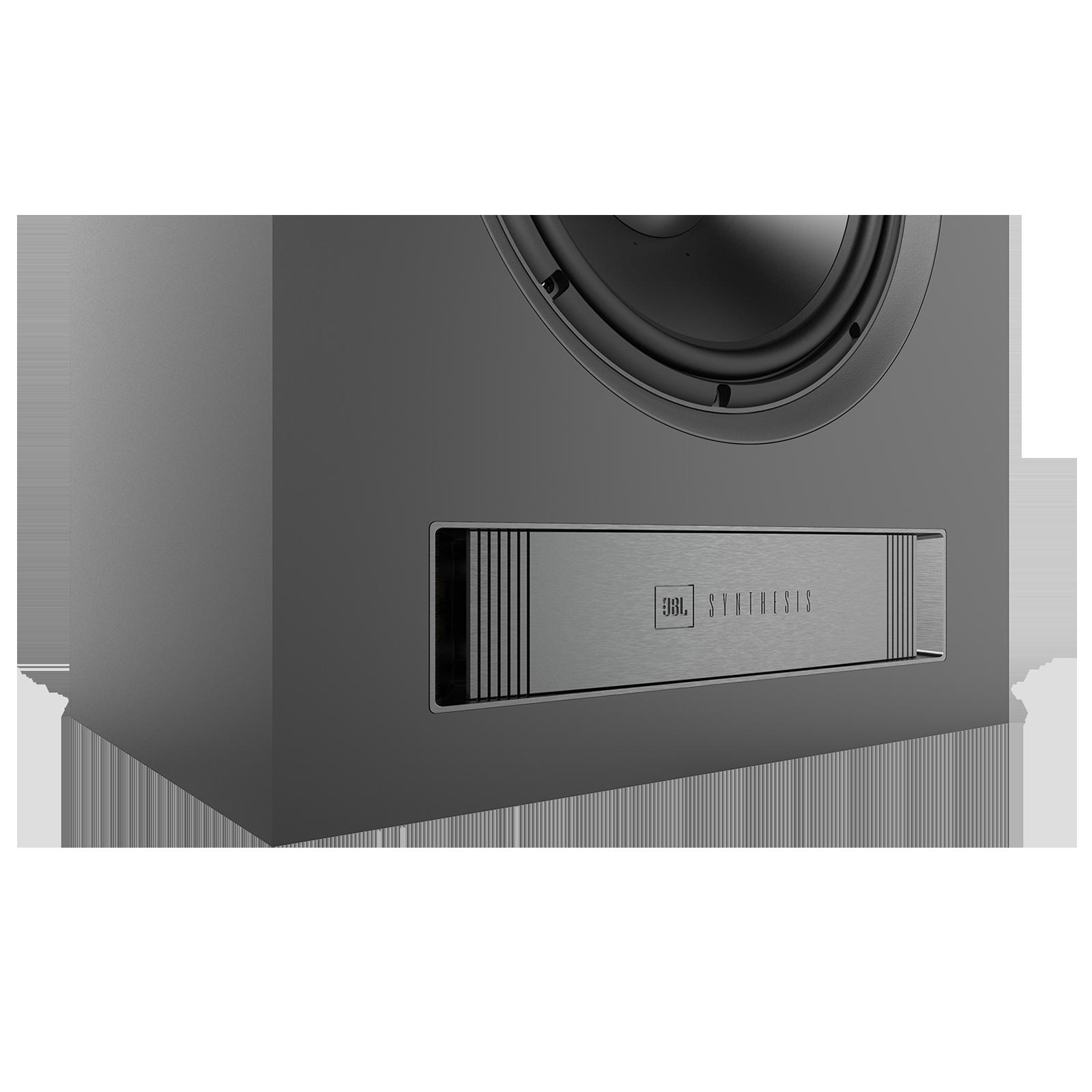 SCL-1 - Black - 2-Way Dual 12-inch (300mm) Custom LCR Loudspeaker - Detailshot 5