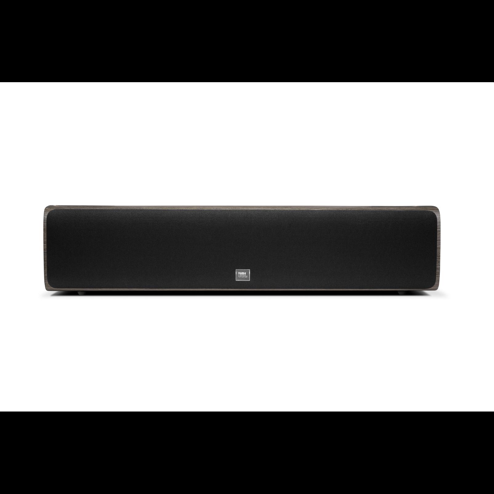 HDI-4500 - Grey Oak - 2 ½-way Quadruple 5.25-inch (130mm) Center Channel Loudspeaker - Front