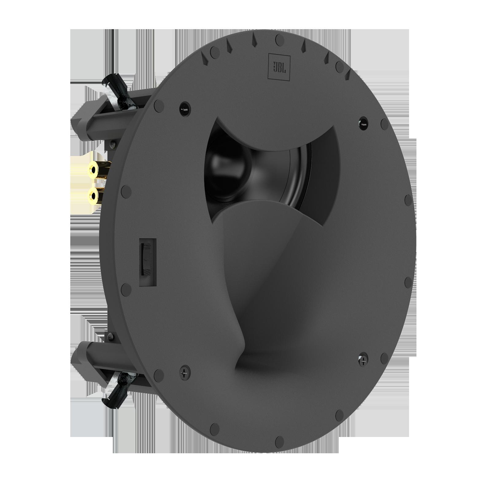 SCL-8 - Black - 2-Way 5.25-inch (130mm) In-Ceiling Loudspeaker - Front