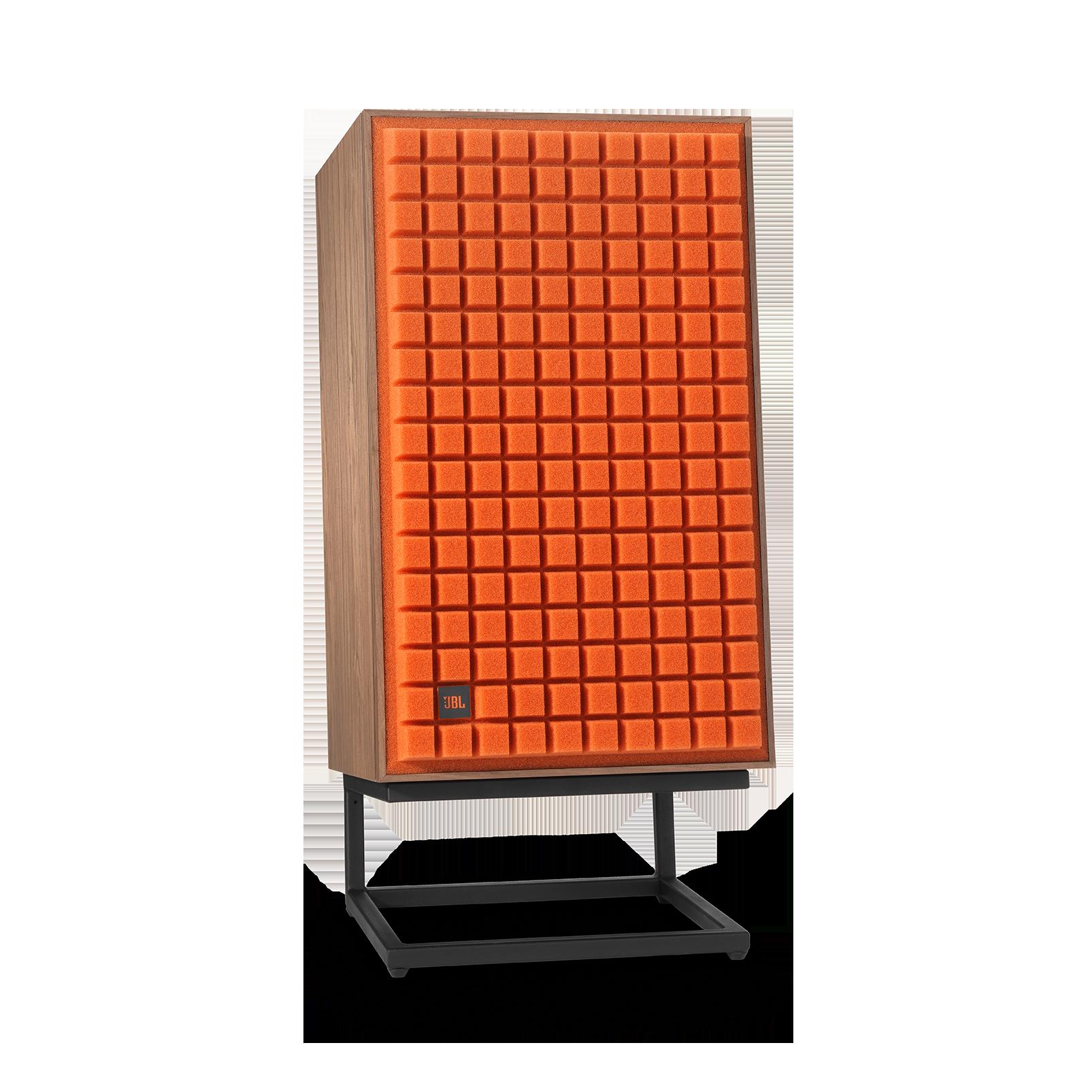 "L100 Classic - Orange - 12"" 3-way Bookshelf Loudspeaker - Detailshot 4"