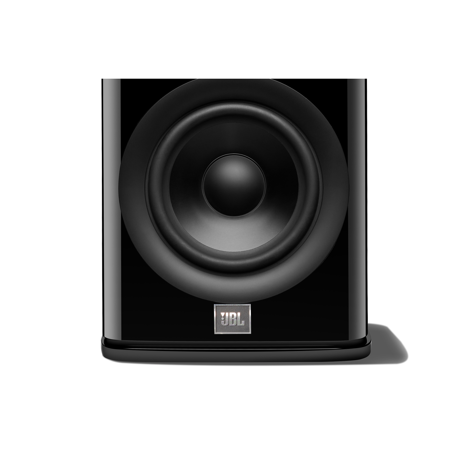 HDI-1600 - Black Gloss - 2-way 6.5-inch (165mm) Bookshelf Loudspeaker - Detailshot 1