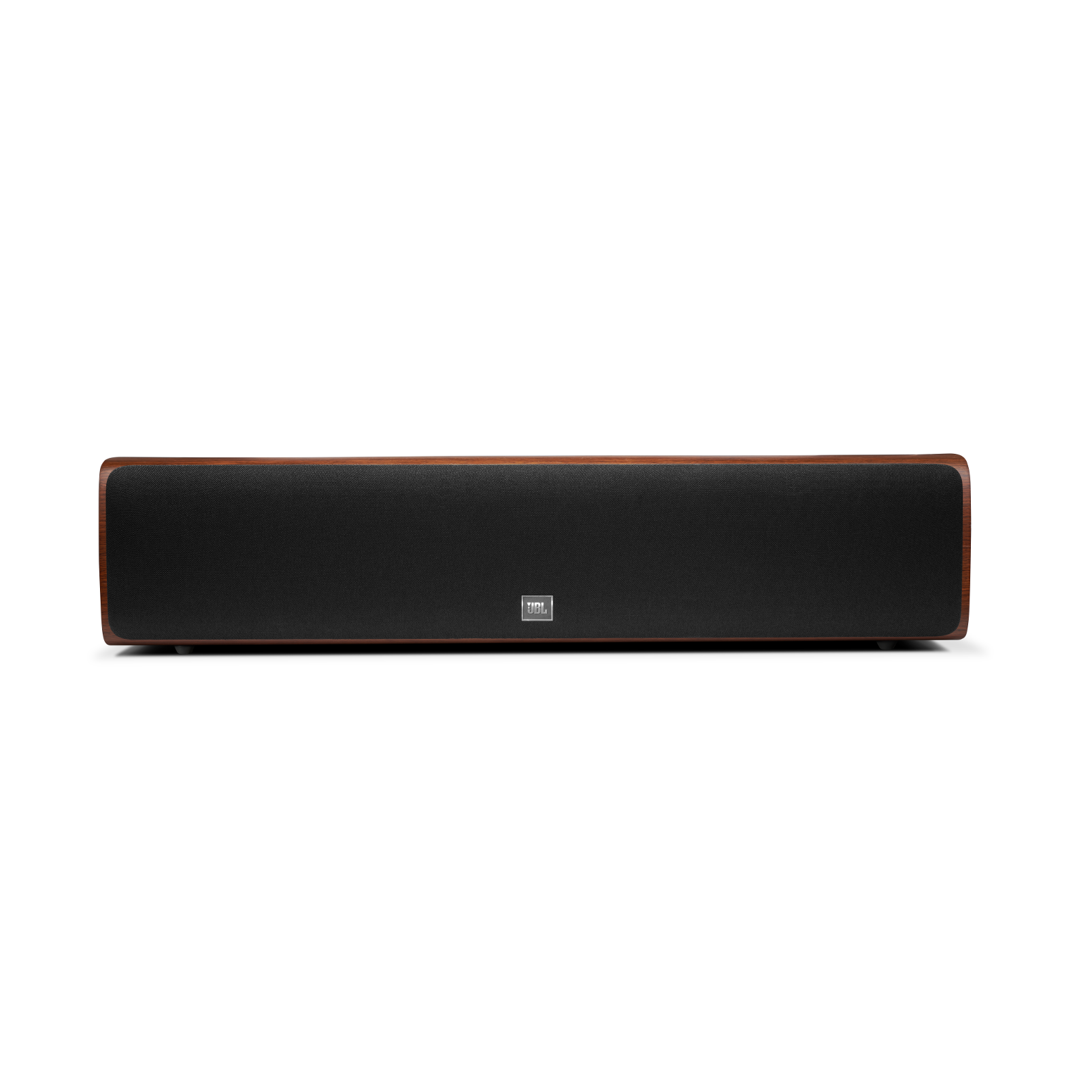 HDI-4500 - Walnut - 2 ½-way Quadruple 5.25-inch (130mm) Center Channel Loudspeaker - Front