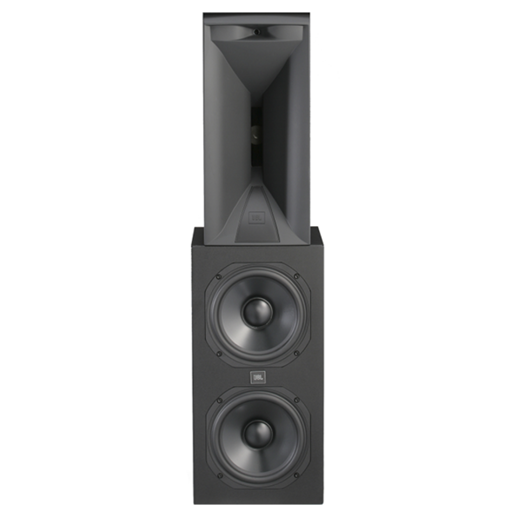 "SAM2LF - Black Lacquer - Dual 8"" (200mm) Low-frequency Woofer Module - Hero"