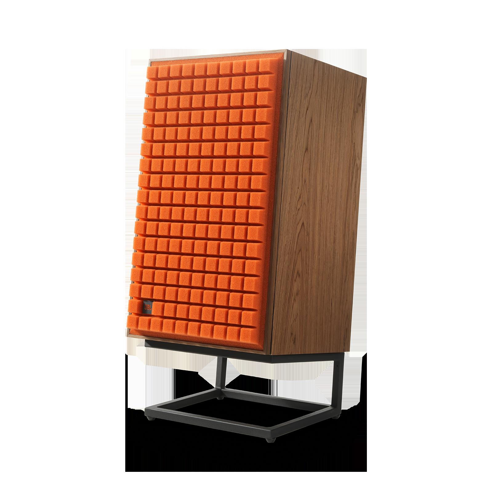 "L100 Classic - Orange - 12"" 3-way Bookshelf Loudspeaker - Detailshot 2"