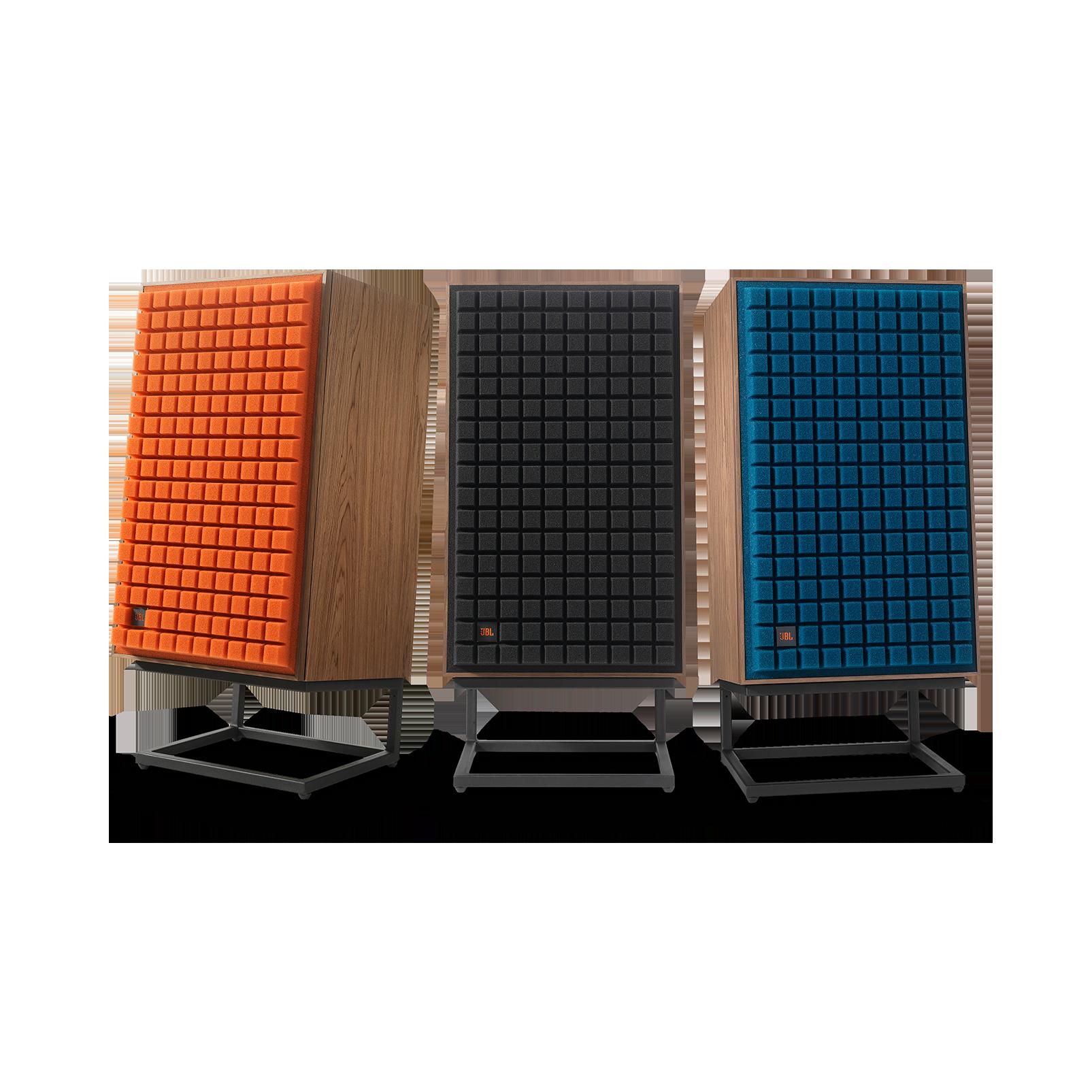 "L100 Classic - Orange - 12"" (300mm) 3-way Bookshelf Loudspeaker - Detailshot 5"