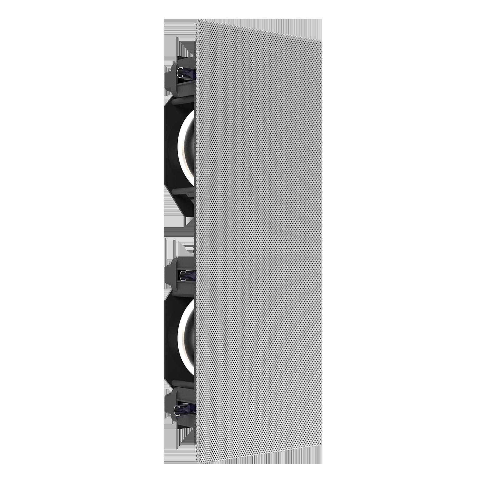 SCL-7 - Black - 2-Way Dual 5.25-inch (130mm) In-Wall Loudspeaker - Detailshot 3